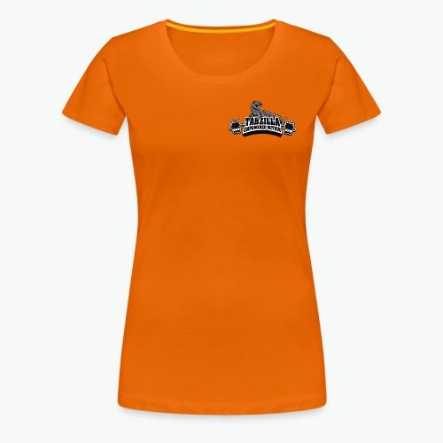 TABZILLA - Women's Premium T-Shirt
