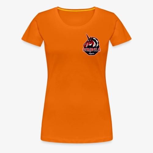 Wildes Einhorn - Frauen Premium T-Shirt