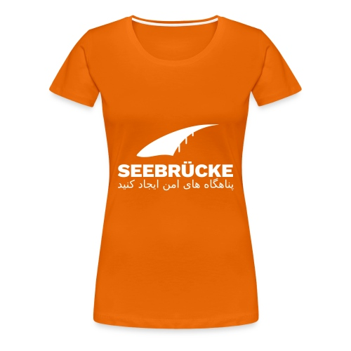 SB Logo FA - Frauen Premium T-Shirt
