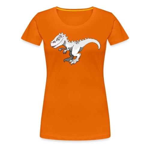 Indominus Rexy - Women's Premium T-Shirt