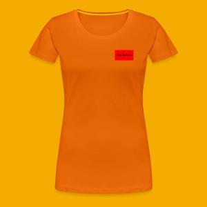 Hell Nah - Dame premium T-shirt