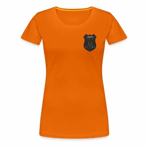 Crest Sapthu - Women's Premium T-Shirt