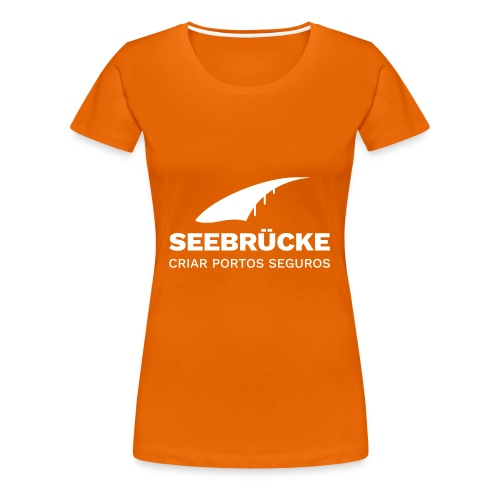 SB Logo PT - Frauen Premium T-Shirt