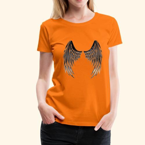 Engel - Frauen Premium T-Shirt
