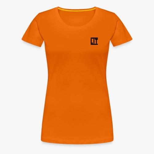 Lit - Frauen Premium T-Shirt
