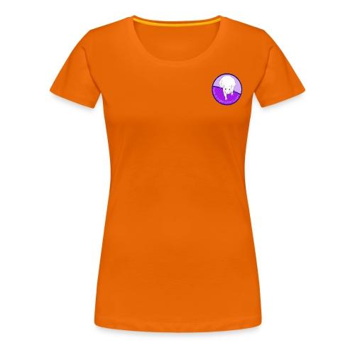 NERS logo - Women's Premium T-Shirt