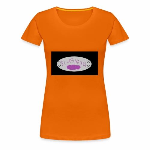 Das Erste - Frauen Premium T-Shirt