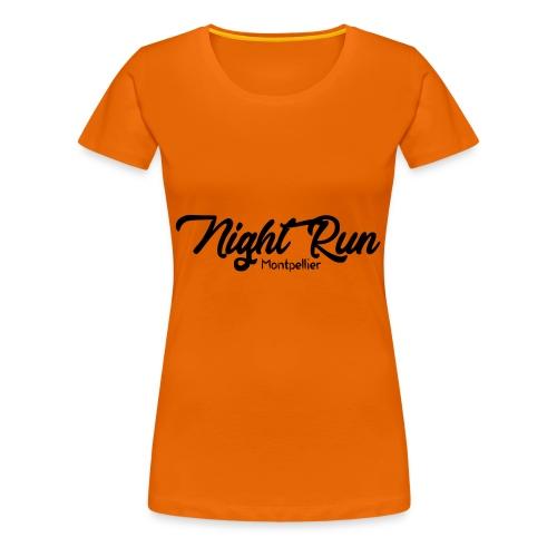 NR MONTPELLIER - T-shirt Premium Femme
