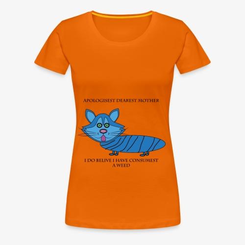 Dearest Mother - Premium T-skjorte for kvinner