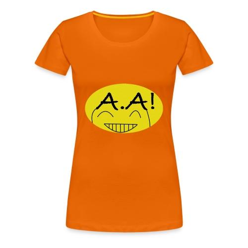 A.A! - Frauen Premium T-Shirt