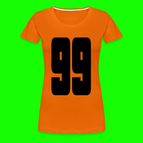 99gross - Frauen Premium T-Shirt
