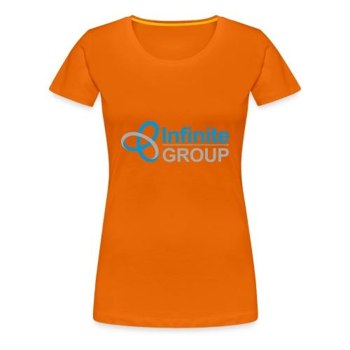 The Infinite Group - Women's Premium T-Shirt