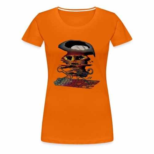 Apocalipsis hackers - Camiseta premium mujer