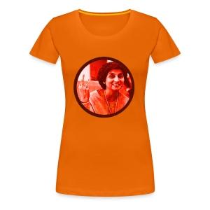 Ma Anand Sheela - Camiseta premium mujer