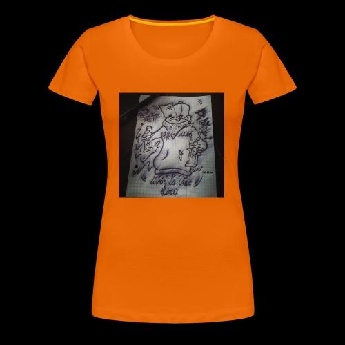 HOODIES Prinz - Frauen Premium T-Shirt