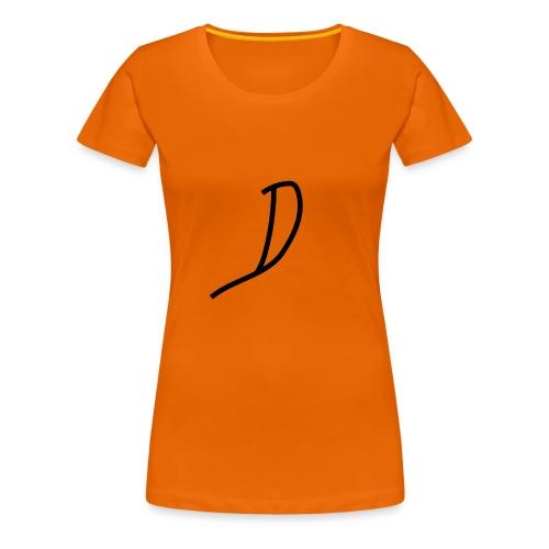 Diznye official - T-shirt Premium Femme