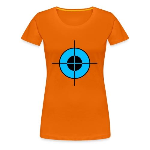 en la mira de todo - Camiseta premium mujer
