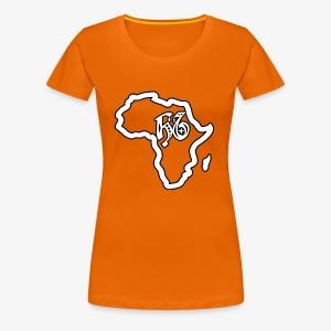 africa Icon - T-shirt Premium Femme