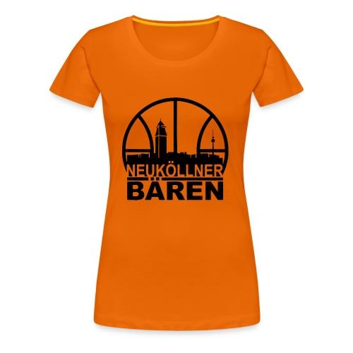 Neuköllner Bären - Frauen Premium T-Shirt
