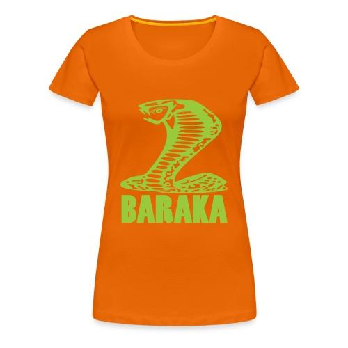BARAKA La Mode qui prend soin de toi - T-shirt Premium Femme