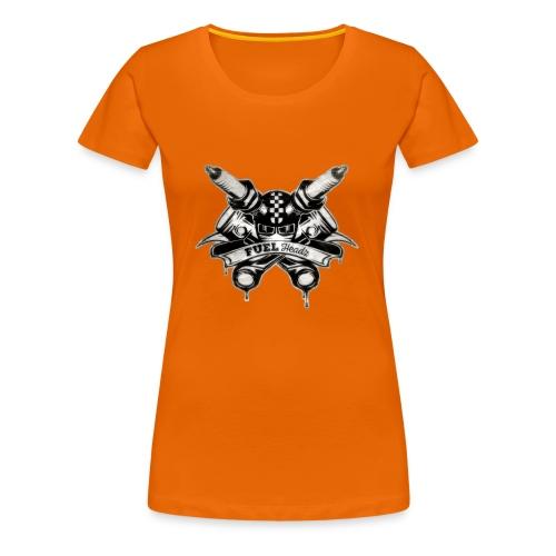 Spark Biker - Frauen Premium T-Shirt