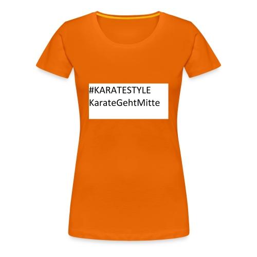 Diesmal sehr günstig - Frauen Premium T-Shirt