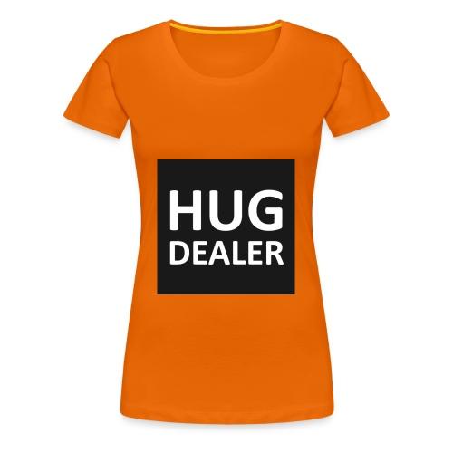 Hug Dealer - Women's Premium T-Shirt