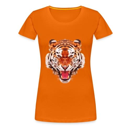 tiger low - T-shirt Premium Femme