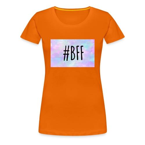 BFF BIRTHDAY JIYA - Women's Premium T-Shirt