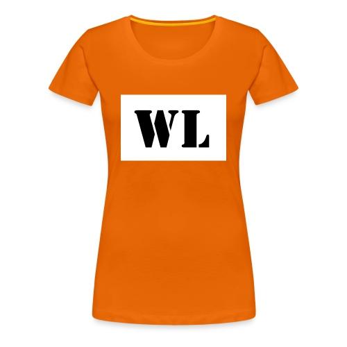 wl - Vrouwen Premium T-shirt