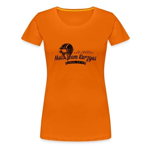 MTK 10th Anniversary Edition - Frauen Premium T-Shirt