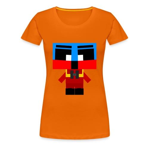 Autopiloten - Premium-T-shirt dam