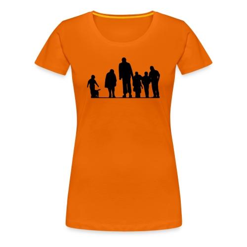 The Monster Squad - Women's Premium T-Shirt