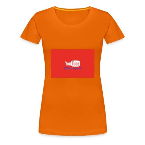 1478968410010 - Women's Premium T-Shirt