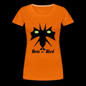 Beta - Bird / M7B4 / lustiger Vogel - Frauen Premium T-Shirt