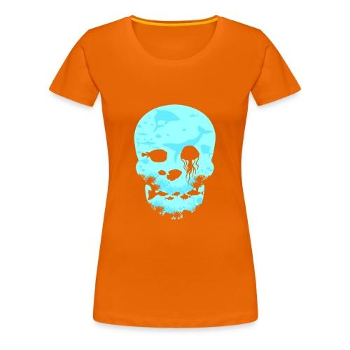 Dead Sea - Frauen Premium T-Shirt