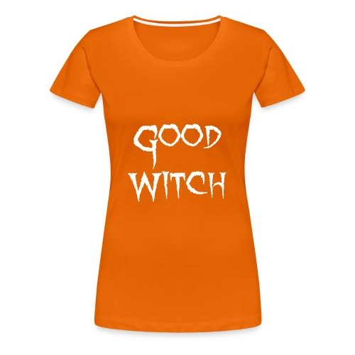 Good Witch Halloween - Frauen Premium T-Shirt