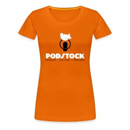 podstock full sw - Frauen Premium T-Shirt