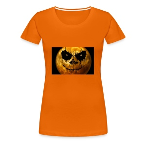 Halloween Mond Shadow Gamer Limited Edition - Frauen Premium T-Shirt