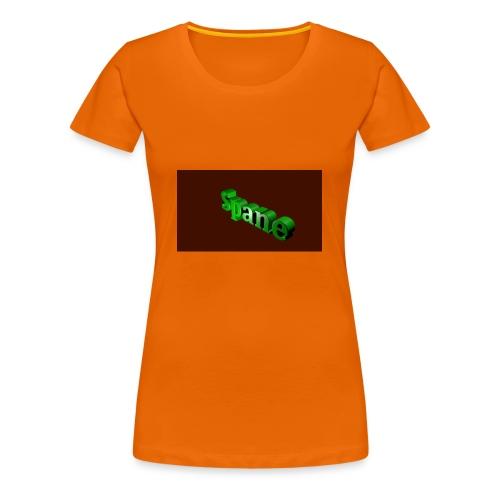Spane - Frauen Premium T-Shirt