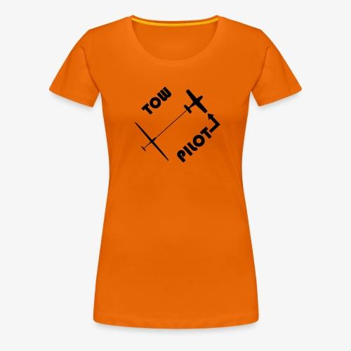 Tow Pilot - T-shirt Premium Femme
