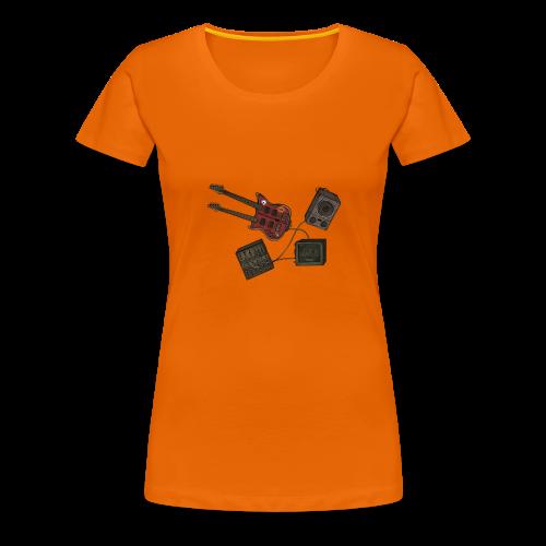 Music - Women's Premium T-Shirt