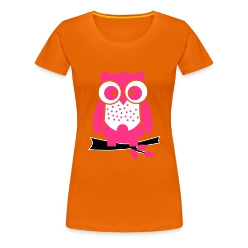 uiltje_rose - Vrouwen Premium T-shirt