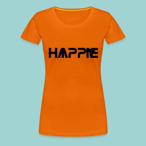 Happy Hippie - Frauen Premium T-Shirt