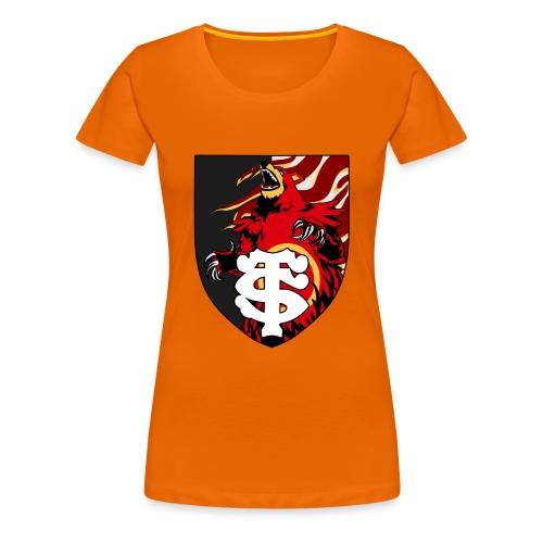 Stade touloursaring - T-shirt Premium Femme