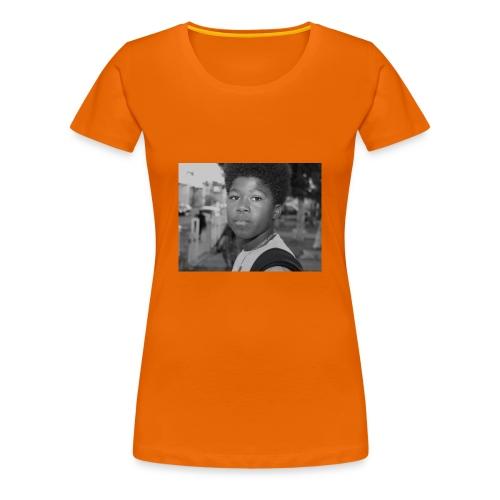Just your average nigga - Women's Premium T-Shirt
