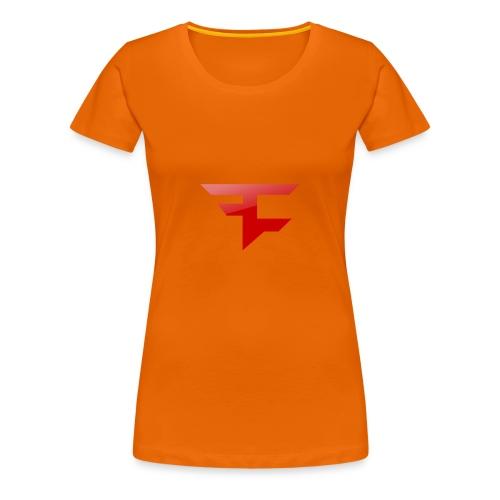 FaZe - Premium T-skjorte for kvinner