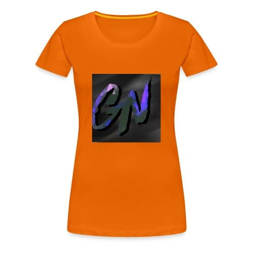 GyNoob - Premium T-skjorte for kvinner