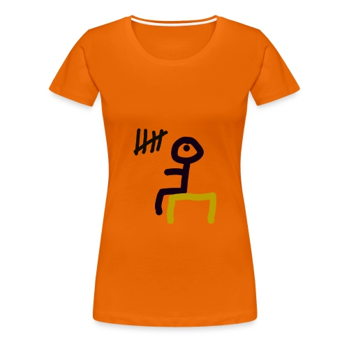 Men in Prison - Frauen Premium T-Shirt