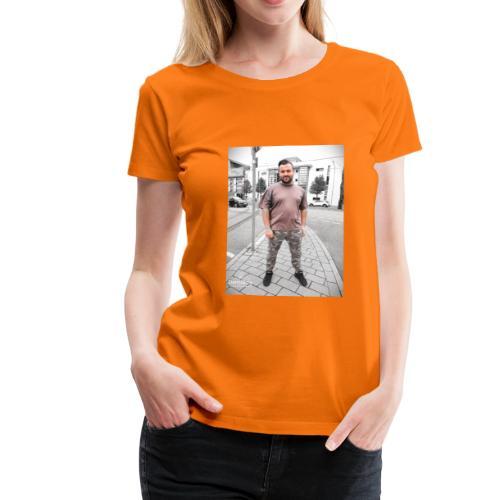 DenniBox Grau bild - Frauen Premium T-Shirt